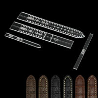 Template Acrylic Mould Watch Strap Mold Leather Craft Tool Band Stencil