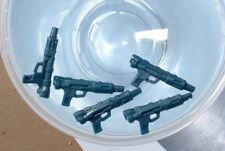 5 LOT FLOAT REPRO Bespin/Hoth 1980 Weapon Lando,Rebel,Guard,Han Vintage Star War