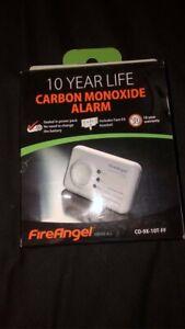 fire angel carbon monoxide alarm