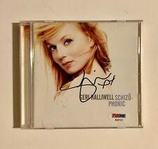 MELANIE C SIGNED DEAR LIFE CD SINGLE POP MUSIC /& PROOF SPICE GIRLS