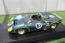 LOLA CAN AM SUNOCO #61 Roger Penske 1/43 M.A. MODELS US voiture miniature collec