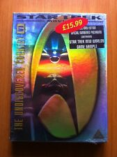 STAR TREK VI THE UNDISCOVERED COUNTRY - COLECTORS EDITION 2 DVD - NEW & SEALED
