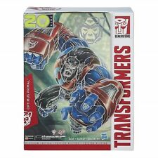 Limited Edition Platinum Edition Transformers Optimus Prime Primal Figure