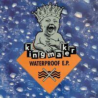 "KINGMAKER Waterproof E.P. 1991 UK 4-track  12"" Vinyl EP EXCELLENT CONDITION"
