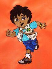 Personalizado Go Diego Go school/pe/gym / baby/swimming Bolso de lazo