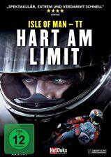 ISLE OF MAN - TT - HART AM LIMIT   DVD NEU GUY MARTIN/IAN HUTCHINSON/+