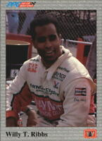 1991 All World Indy #8 Willy T. Ribbs