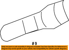 FORD OEM 11-18 F-350 Super Duty-Engine Camshaft Cam Position Sensor AL3Z12K073B