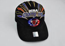 Chicago Bulls 98 CHAMPIONS SnapBack Starter vtg 1990s Cap NBA Hat One Size 90's