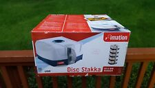 Imation Disc Stakka CD DVD Automated Carousel New In Box