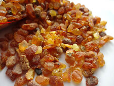 NATURAL RAW BALTIC AMBER SMALL PIECES 4-7 mm / 100 grams