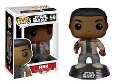 Finn Star Wars Pop! FUNKO NIB Vinyl Figure new in box 59 The Force Awakens
