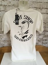 O'Neill Surf Shop Brand T Shirt Men's Size S Small Organic Cotton San Francisco