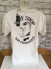 O 'Neill Camiseta de marca de tienda de surf para hombres Talla S Pequeño Algodón Orgánico San Francisco