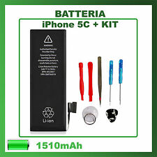 BATTERIA PER APPLE IPHONE 5C 1510mAh ORIGINALE ✚ KIT SMONTAGGIO ✚ ZERO CICLI