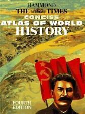 Hammond the Times Concise Atlas of World History [4th ed.]