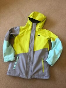 GIRLS DC SNOWBOARD , SKI JACKET, AGE 12-13, SULPHER SPRINGS  GREAT CONDITION