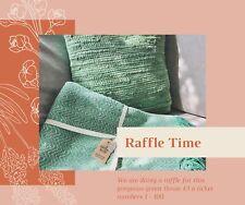 Herrigbone Blanket Throw £1 Raffle 1-100