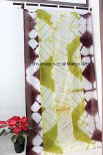 Handmade Patchwork Door Curtains Boho Decor Valances Panels 100%Cotton Indian