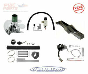 Seadoo 2011-2014 Rxt-X 260 Stage 1 Kit 73 + Mph Riva Power Filtre Solas R&d