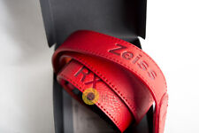 SONY-Carl Zeiss RX Series Limited Edition Leather Neck Strap