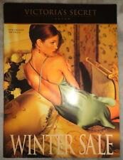 Vtg Victoria's Secret catalog 1993 Stephanie Seymour Karen Mulder Elaine Irwin