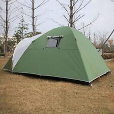 Campingzelt Familienzelt 3-4 Personen Kuppelzelt Outdoor Dome Zelt Trekkingzelt