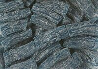 Sour Blue Raspberry Licorice Bits by Its Delish, 2 lbs