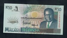 MALAWI  10 KWACHA 1995  PICK # 31 UNC.