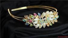 Mode-Haarschmuck im Haarband-Stil aus Kristall
