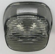 Humo Laydown trasera lente para Harley-Davidson 1999 a 2003