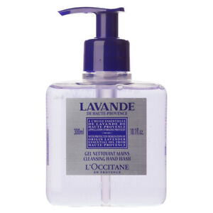 L'Occitane Lavender Hand Wash 300ml Gentle Cleansing Fresh Scented *Free Post
