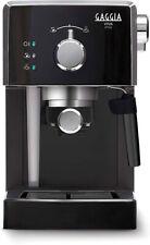 Macchina da Caffè Gaggia Viva Style RI8433 Nero/argento Caffè macinato CialdeESE