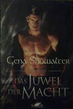 GENA SHOWALTER  ? DAS JUWEL DER MACHT / ATLANTIS BAND 2, Taschenbuch