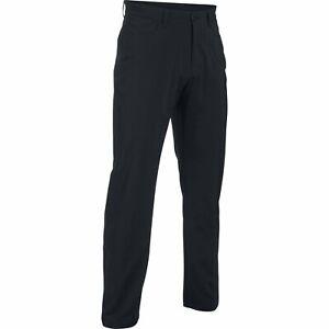 Under Armour Mens UA Tech Golf Pant Black New - Pick Size