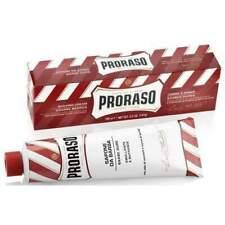 Proraso Sandalwood and Shea Butter Shaving Cream, 150ml Tube
