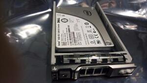 """Dell 1.6TB SSD SATA 6Gb/s 2.5"""" Caddy 2CC4N  Intel DC S3610 SSDSC2BX016T4R"""