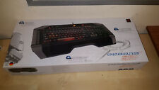 MAD CATZ Mad Catz Cyborg V7 Gaming Keyboard NUOVO LAYOUT TEDESCO