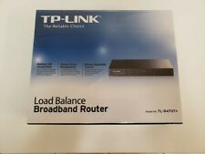 TP-Link TL-R470T+ Load Balance Broadband Router (SEALED)