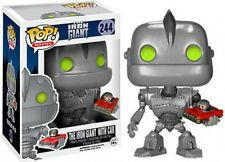 Funko Pop! Movies The Iron Giant with Car Vinyl 
