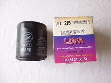 Filtre à huile FORD Capri I-II-III (LDPA44)