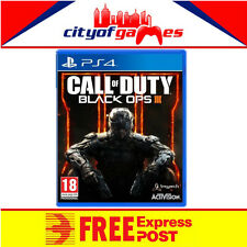 Call of Duty Black Ops 3 Game PS4 Free Express Post
