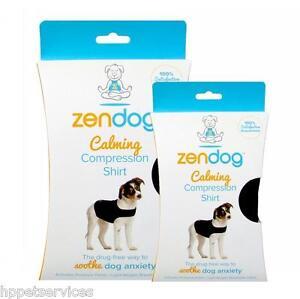 Zendog Calming Shirts - Anxiety Wrap - Compression Shirt