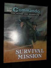 Commando (For Action and Adventure)  SURVIVAL MISSION # 3569 | 2002 Edition