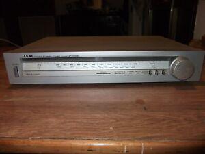 sintonizzatore tuner vintage akay at-k02l