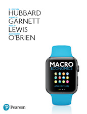 NEW - FAST to AUS - Macroeconomics by Hubbard, Garnett (4 Ed) - 9781488612527