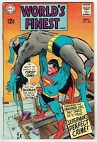 WORLD'S FINEST COMICS #180 - Nov 1968 Issue -  - NEAL ADAMS, ROSS ANDRU - VG
