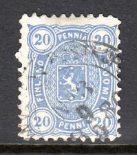 Finland - 1875 Def. Coat of Arms Mi. 65Ayb FU (Perf. 11)  b
