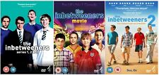 INBETWEENERS COMPLETE SERIES 1-3 DVD MOVIE COMEDY COLLECTION UK Release New R2