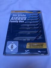 Airbus-Family Box Microsoft Flight Simulator X (Pc, 2011)